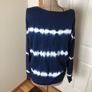 Chaps Sweaters - NWT Chaps Blue & White Sweater